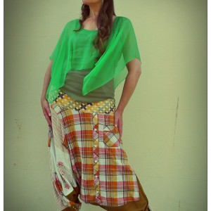 Vikki Earthy Harem pants